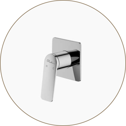 Paris Bath & Shower Mixer